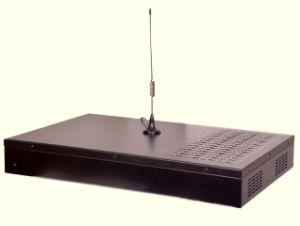 Anti-SIM Blocking GSM Gateway VoIP 16*8g (128sims)