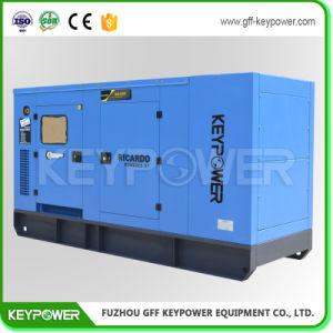 Tipo insonorizzato generatore diesel di potere, alta qualità, blu