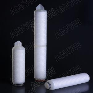 Microns Filtres/PP PP Micron cartouche de filtre plissé pour filtration de l'eau