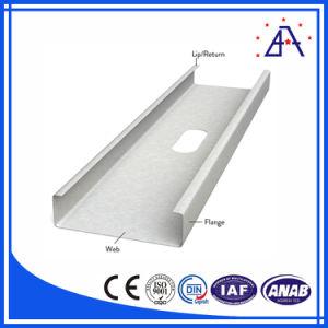 Borde de aluminio/borde de aluminio del aluminio de Edge/Anodize