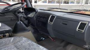 De Diesel van Waw 4*2 Vrachtwagen van de Stortplaats voor Verkoop