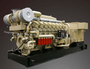 de Reeks van de Generator van de Macht van de Reeks van de Generator van het Aardgas 1500kVA Jichai/Gas (h16v190zlt-2)