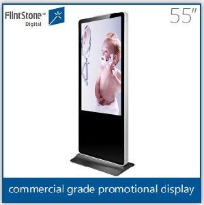 Component Input Wide Screen, Electronic Display를 가진 Flintstone 55 Inch LCD Monitor