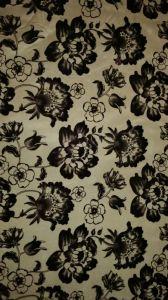 100%Nylonは群がらせたソファーのクッションのカーテンおよびマット(F003)のためのファブリックを