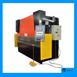 Placa de acero hidráulica Máquina de prensa de doblado de hoja de máquina de doblado de acero