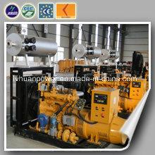 생물 자원 가스 발전기 세트 500kw 고능률 & 생산력