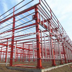 Estructura de acero de la luz de Almacén con Certificación SGS