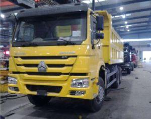 De Vrachtwagen van de Stortplaats van HOWO 6X4 336HP met Goedkopere Prijs