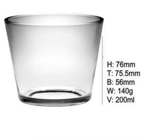 ガラスコップは飲む高品質のガラス製品Sdy-F0002のためにセットした