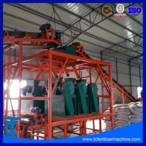 Tambor giratorio de vapor de abonos compuestos rallar la línea de producción