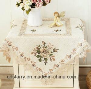 Le linge Hemstitch capot table