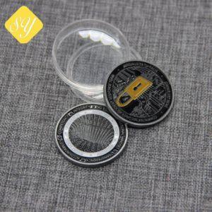 カスタム記念品の記念する3D硬貨