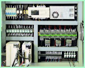 caja de cartón de servocontrol semiautomática máquina de costura