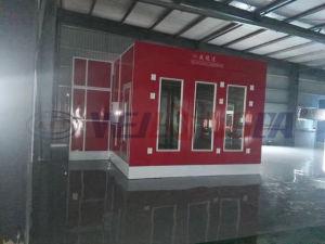 Wld6200 Eléctrico Ce cabine de spray da lâmpada de infravermelhos