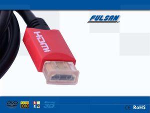 3D de alta velocidade V1.4 cabo HDMI HD conduzir com Ethernet