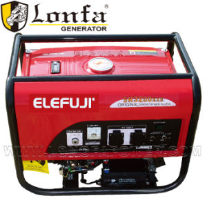 Elemax Sh3200 электрическая мощность 5 квт бензиновый генератор