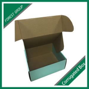 Conception personnalisée Vêtements pour bébés de luxe d'impression couleur à l'emballage Paper Box