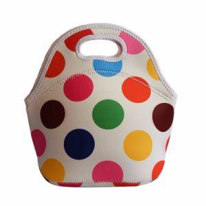 Femmes Les Femmes isolées en néoprène de sac à lunch de bureau pour la femme sac à main de l'épaule Lunchbox Petite boîte à lunch des enfants Cool Sac thermique