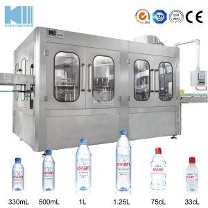 Waschendes Füllen, 3 in 1 Wasser-Füllmaschine mit einer Kappe bedeckend