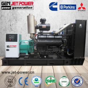 380V 50Hz 3phaseの発電機のガスエンジンの発電機20kw 30kw