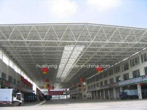 Portada Space Frame/ marquesina de acero/ Space Frame estructura techado