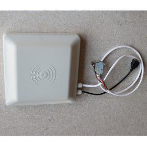 902-928MHz RS232、RS485、Wiegandの固定RFIDのカード読取り装置