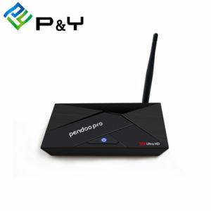 Pendoo PROkasten4k intelligenter Android 7.1 Fernsehapparat-Rk3328