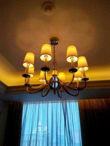 2200K 98ra 4W C35 Lámpara Velas LED para iluminación Chanderlier