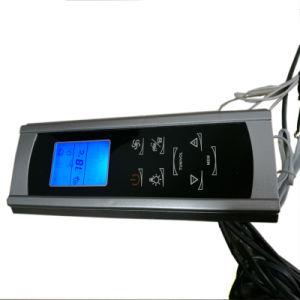Pantalla LCD digital de panel de ducha accesorios de baño con ducha