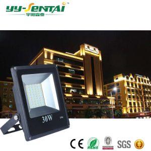 セリウムのRoHS IP65 30Wの建物の照明フラッドライト