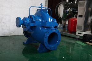 Ferro Fundido horizontal da bomba de sucção dupla para água