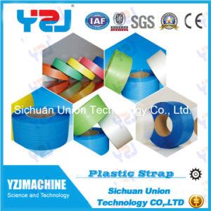 Le recyclage des déchets de la machine de granulés de PET PP Straping extrudeuse de bande