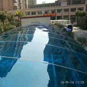 Выбросов парниковых газов из поликарбоната твердых лист тент Windows стены потолок