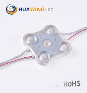 2835 de alta potencia 12V 1.44W Módulo Edge LED con óptica