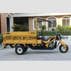 重いローディングを用いる3つの車輪のオートバイの貨物三輪車