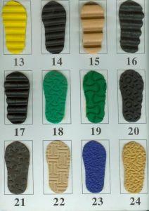 EVA materiais para calçados linguado (EVAS-0911)