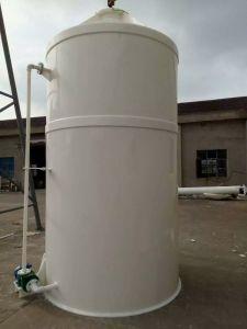Tanks Antocoorsive van Horizonal van het polyethyleen de Plastic