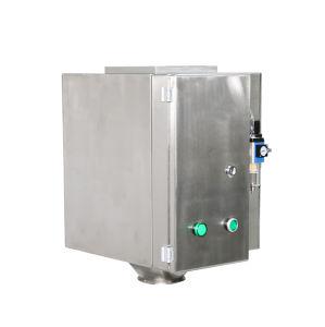 Metal detector libero del tubo di caduta di verticale per il prodotto della polvere