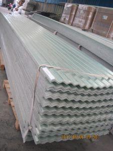Corrugado de fibra de vidrio transparente de pl stico hoja de impermeabilizaci n de techos de - Vidrio plastico transparente precio ...