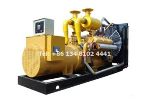 Shangchaiのディーゼル電気発電機の製造業者350kwのWater-Cooled発電機セット