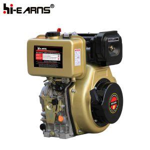 Dieselmotor met de Schacht van de Spiebaan (HR186FA)
