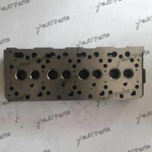 Kubotaのエンジン部分V1505のシリンダーヘッド1g677-03040 1g092-03044