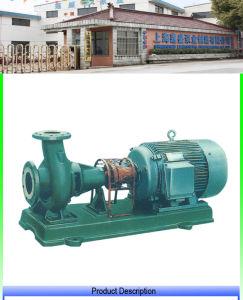 Lsb à amorçage automatique Pompe centrifuge horizontale