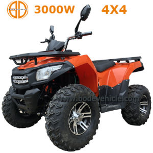 O bode Nova 3000W 4X4 Electric Quad ATV