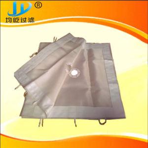 Panno della filtropressa delle parti incastrata di un mattone in aggetto della miniera di oro