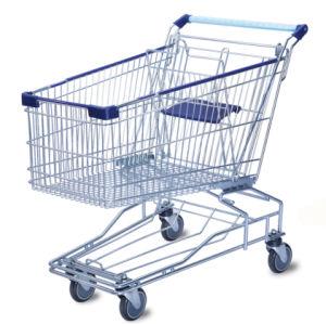 Loja de supermercado de metal de supermercado Carrinho de Compras Vá Carrinho (YD-B)