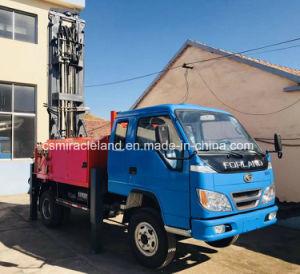 200m de l'eau hydraulique de distribution par SRD montés sur camion plate-forme de forage de puits