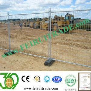 Cercas temporales para proyectos de construcción