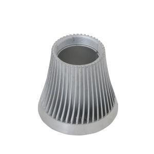 Nouveau dissipateur de chaleur en alliage aluminium moulage sous pression pour l'éclairage LED