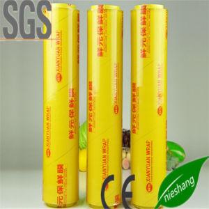 El chino de silicona Biodegradable PE Película adherente de PVC para uso alimentario
